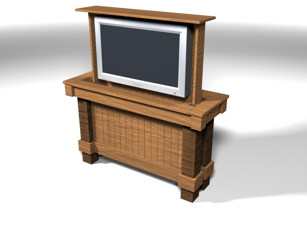 Superbe Outdoor Tv Lift Cabinet Plans Diy Woodworking