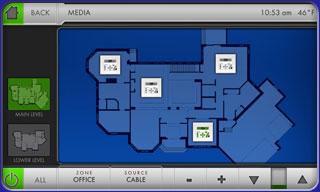 Cinemar Floor Plan Conversion Services For Mainlobby